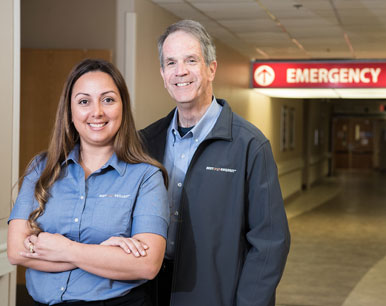 Concierges in the emergency department