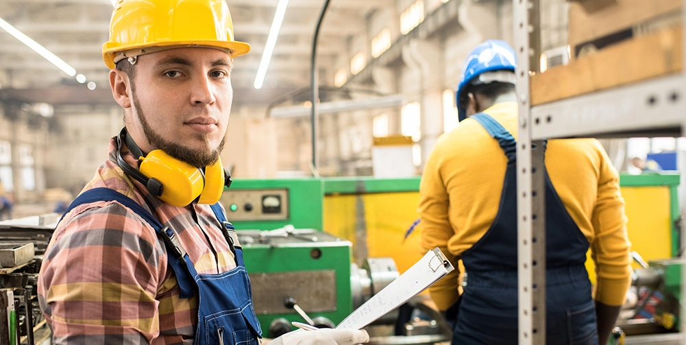 Workplace flexibility for manufacturing employees